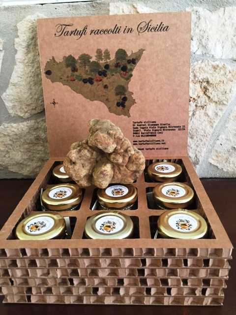 Tartufo Siciliano in Tour - Sicilian Truffle on Tour
